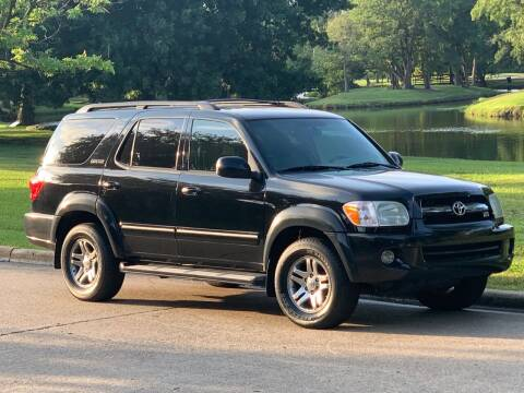 2005 Toyota Sequoia for sale at Texas Car Center in Dallas TX
