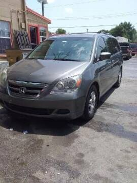 2007 Honda Odyssey for sale at Used Car City in Tulsa OK