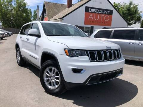 2019 Jeep Grand Cherokee for sale at Discount Auto Brokers Inc. in Lehi UT