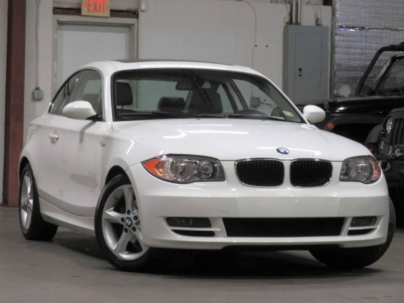 2009 BMW 1 Series for sale at CarPlex in Manassas VA