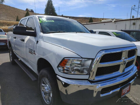 2018 RAM Ram Pickup 2500 for sale at Guy Strohmeiers Auto Center in Lakeport CA