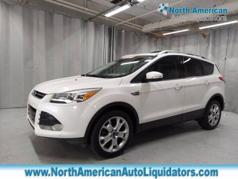 2016 Ford Escape for sale at North American Auto Liquidators in Essington PA