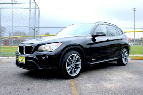 2014 BMW X1 for sale at MEGA MOTORS in South Houston TX