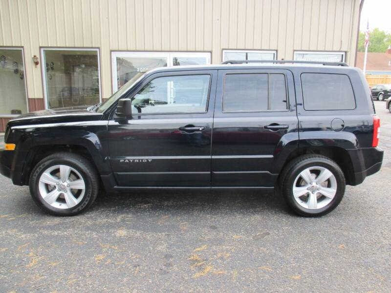 2011 Jeep Patriot for sale at Home Street Auto Sales in Mishawaka IN