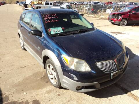 2005 Pontiac Vibe for sale at Barney's Used Cars in Sioux Falls SD
