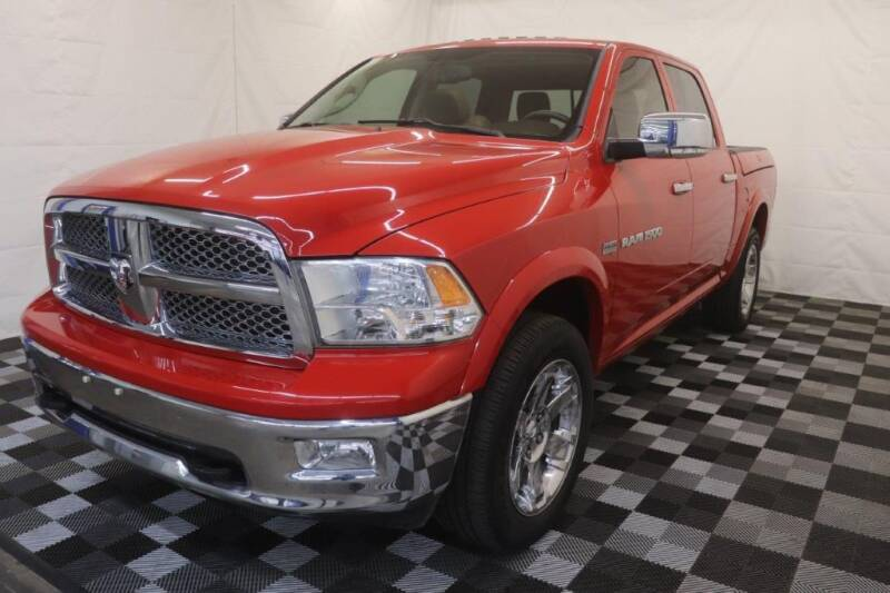 2012 RAM Ram Pickup 1500 for sale at AH Ride & Pride Auto Group in Akron OH