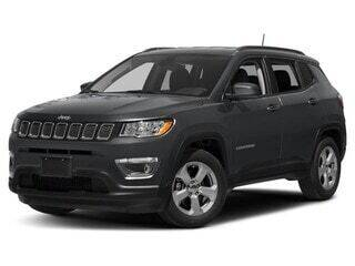 2018 Jeep Compass for sale at Herman Jenkins Used Cars in Union City TN