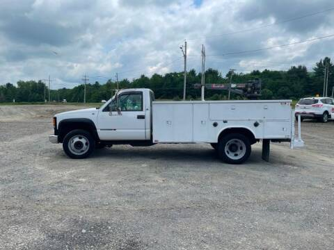 2000 GMC Sierra 3500 for sale at Upstate Auto Sales Inc. in Pittstown NY