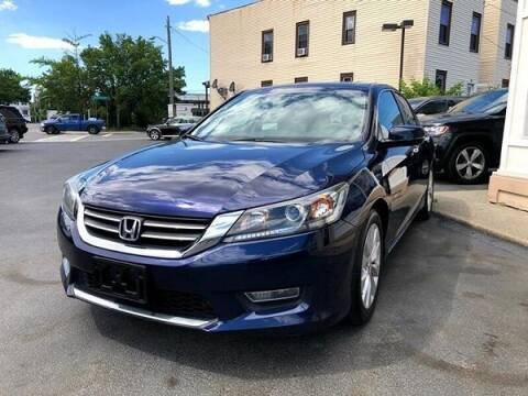 2013 Honda Accord for sale at ADAM AUTO AGENCY in Rensselaer NY