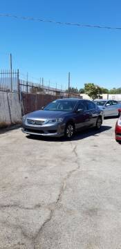 2014 Honda Accord for sale at Autosales Kingdom in Lancaster CA