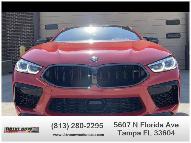 2020 BMW M8 for sale in Tampa, FL