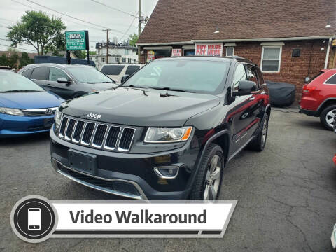 2014 Jeep Grand Cherokee for sale at Kar Connection in Little Ferry NJ