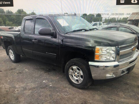 2013 Chevrolet Silverado 1500 for sale at Global Motors in Hialeah FL