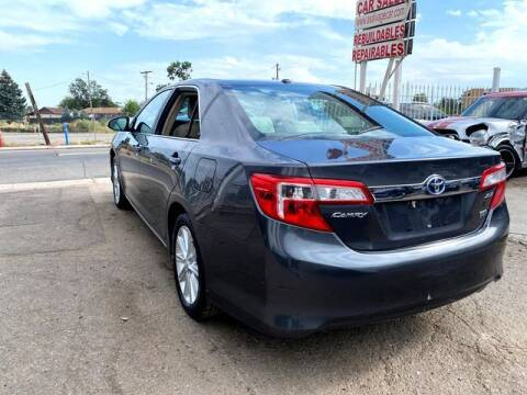 2014 Toyota Camry Hybrid for sale at AE Of Miami in Miami FL