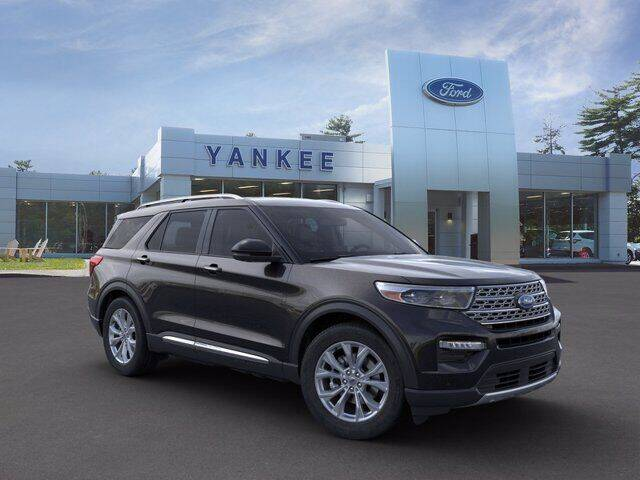 2020 Ford Explorer for sale in Brunswick, ME