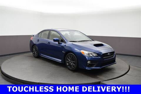 2015 Subaru WRX for sale at M & I Imports in Highland Park IL