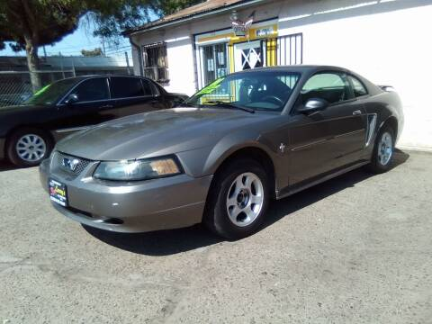 2001 Ford Mustang for sale at Larry's Auto Sales Inc. in Fresno CA
