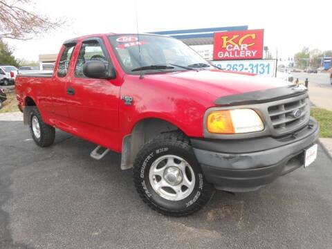 2004 Ford F-150 Heritage for sale at KC Car Gallery in Kansas City KS