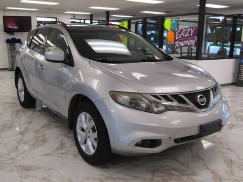 2012 Nissan Murano for sale at Dealer One Auto Credit in Oklahoma City OK