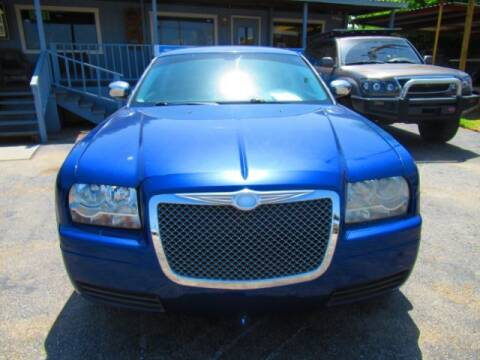 2010 Chrysler 300 for sale at AUTO VALUE FINANCE INC in Stafford TX