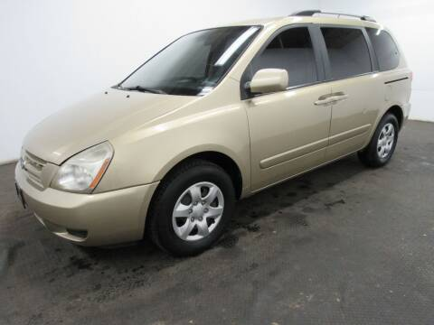 2010 Kia Sedona for sale at Automotive Connection in Fairfield OH