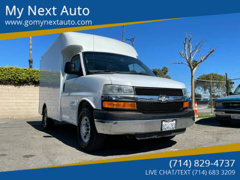 2011 Chevrolet Express Cutaway for sale at My Next Auto in Anaheim CA