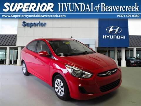 2016 Hyundai Accent for sale at Superior Hyundai of Beaver Creek in Beavercreek OH