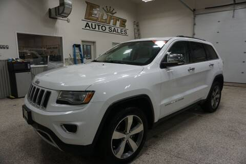 2014 Jeep Grand Cherokee for sale at Elite Auto Sales in Idaho Falls ID