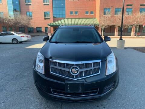 2011 Cadillac SRX for sale at EBN Auto Sales in Lowell MA