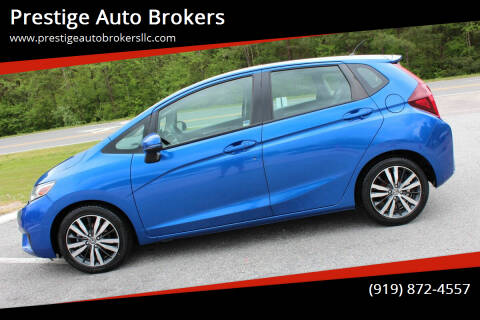 2015 Honda Fit for sale at Prestige Auto Brokers in Raleigh NC