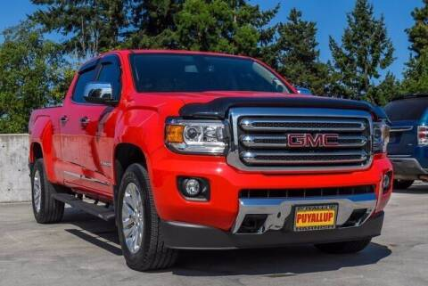 2016 GMC Canyon for sale at Chevrolet Buick GMC of Puyallup in Puyallup WA