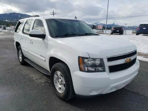 2007 Chevrolet Tahoe for sale at AUTO BROKER CENTER in Lolo MT