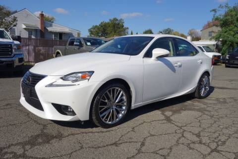 2016 Lexus IS 300 for sale at Olger Motors, Inc. in Woodbridge NJ