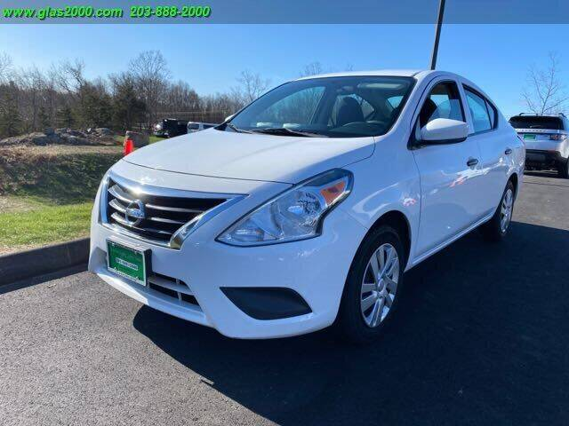 2016 Nissan Versa for sale at Green Light Auto Sales LLC in Bethany CT