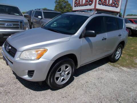 2012 Toyota RAV4 for sale at OTTO'S AUTO SALES in Gainesville TX