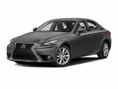 2016 Lexus IS 200t for sale at Fresno Autoplex in Fresno CA