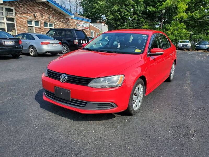 2014 Volkswagen Jetta for sale at K Tech Auto Sales in Leominster MA
