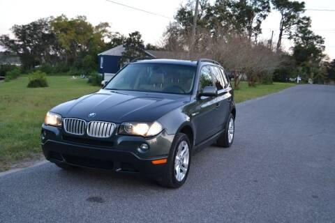 2007 BMW X3 for sale at Car Bazaar in Pensacola FL