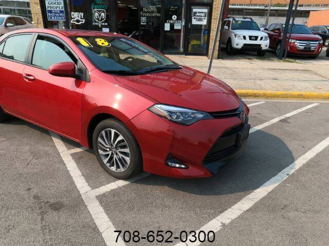 2018 Toyota Corolla for sale at West Oak in Chicago IL