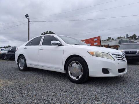 2010 Toyota Camry for sale at CarZoneUSA in West Monroe LA