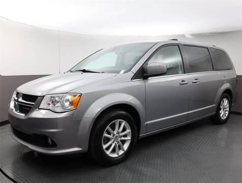 2019 Dodge Grand Caravan for sale at Florida Fine Cars - West Palm Beach in West Palm Beach FL
