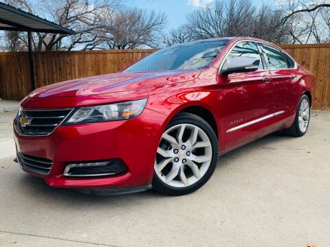 2014 Chevrolet Impala for sale at DFW Auto Provider in Haltom City TX