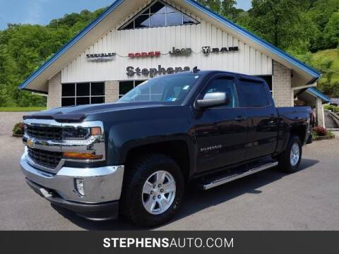 2017 Chevrolet Silverado 1500 for sale at Stephens Auto Center of Beckley in Beckley WV