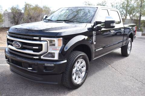 2020 Ford F-250 Super Duty for sale at AMERICAN LEASING & SALES in Tempe AZ