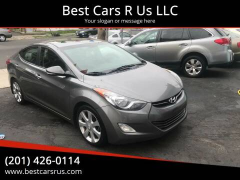 2013 Hyundai Elantra for sale at Best Cars R Us LLC in Irvington NJ