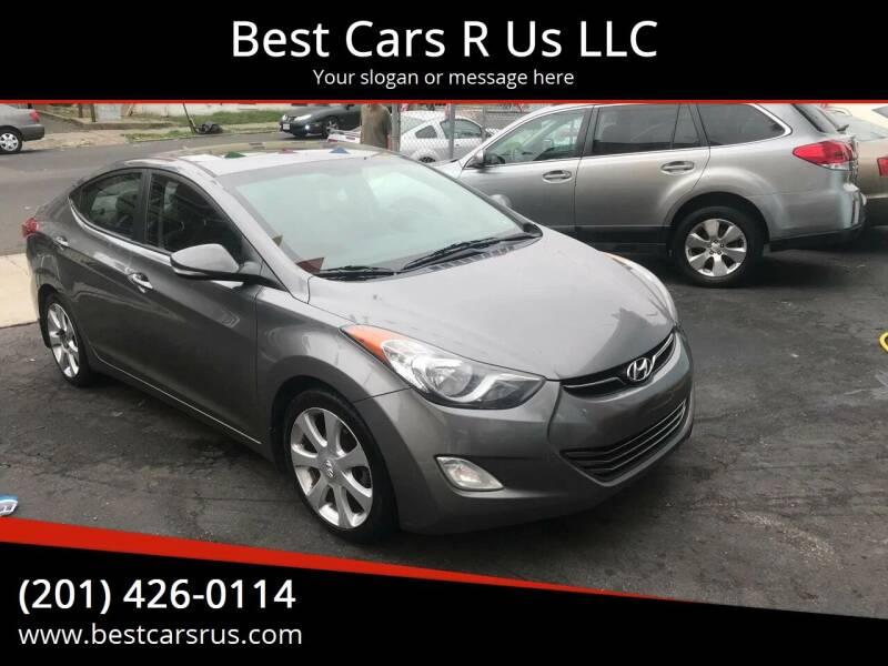 2013 Hyundai Elantra for sale at Best Cars R Us LLC in Irvington NJ