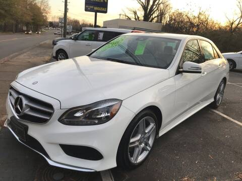 2014 Mercedes-Benz E-Class for sale at Scotty's Auto Sales, Inc. in Elkin NC