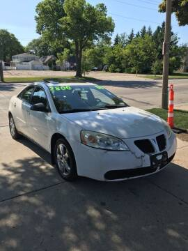 2006 Pontiac G6 for sale at Square Business Automotive in Milwaukee WI