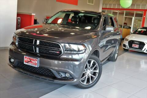 2017 Dodge Durango for sale at Quality Auto Center of Springfield in Springfield NJ