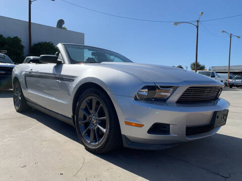2011 Ford Mustang for sale at Best Buy Quality Cars in Bellflower CA